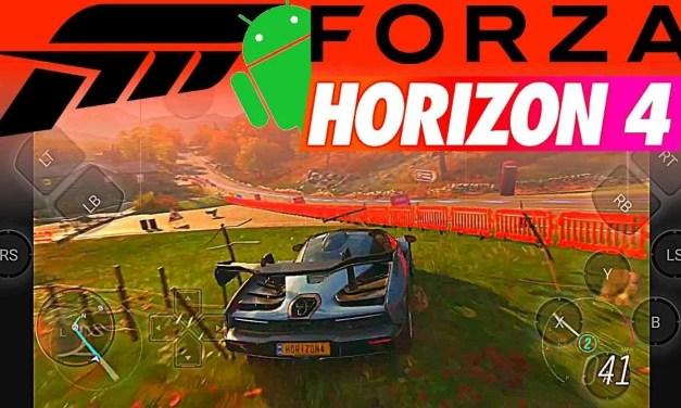 Forza Horizon 4 Mobile Download Apk OBB Android – Chikii
