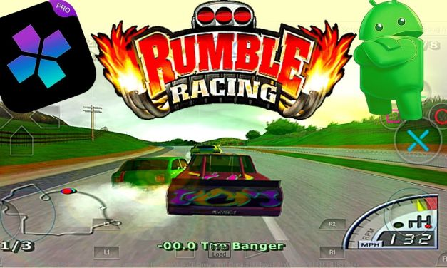 Rumble Racing APK For Android Download – Damon Ps2 PRO