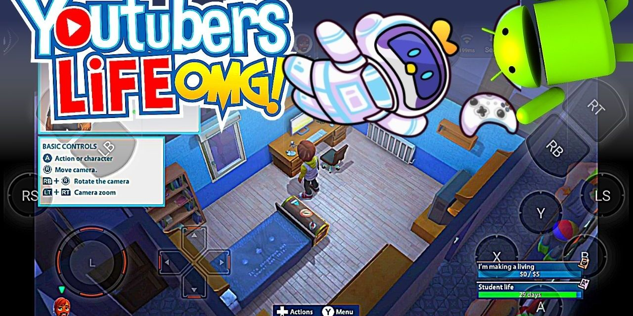 Youtubers Life OMG APK Download For Android – Chikii App