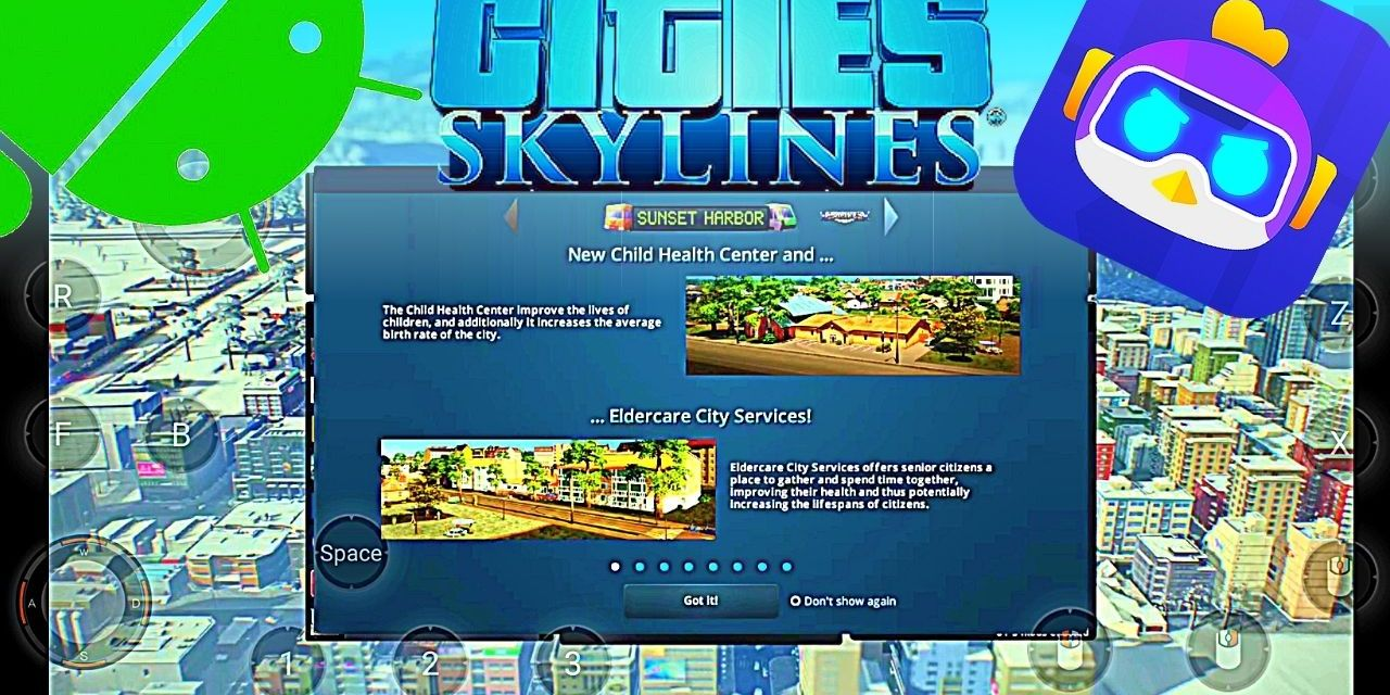 Cities Skylines Android APK Free Download – Chikii App