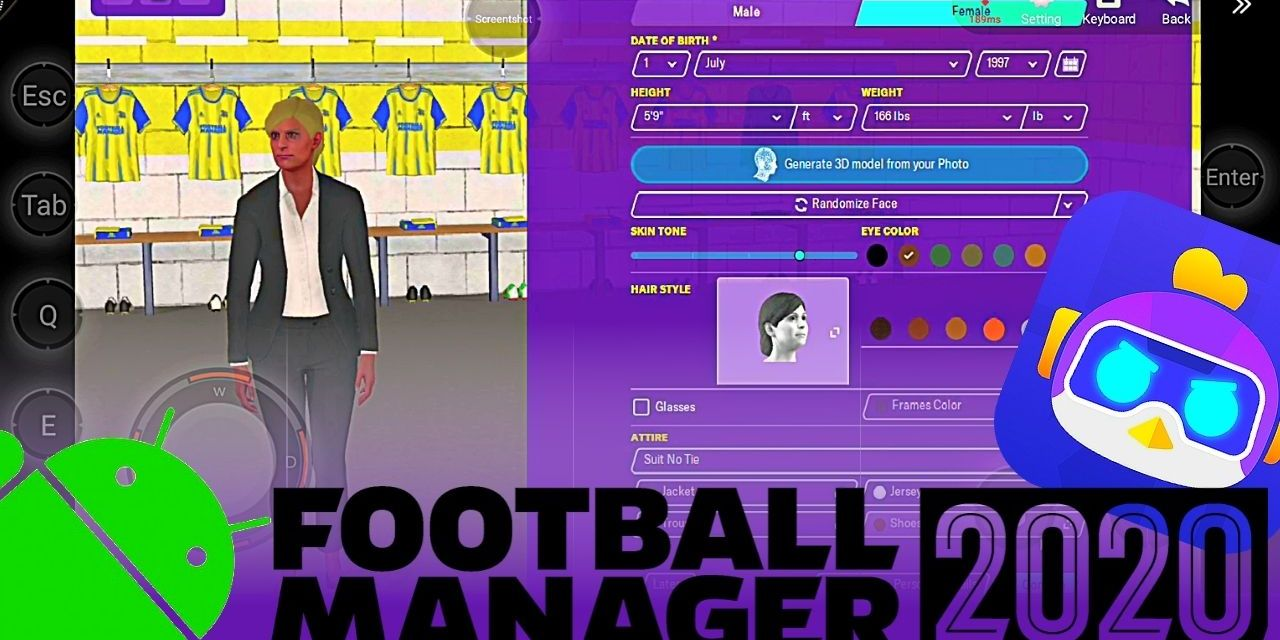 football manager 2020 mobile APK android download – Chikii App