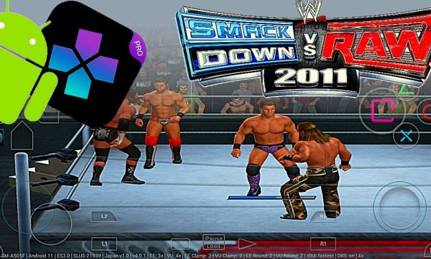 WWE SmackDown vs. Raw 2011 Game For Android Free Download APK