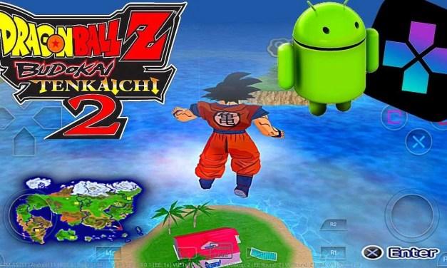 Dragon Ball Z Budokai Tenkaichi 2 PPSSPP For Android Free Download – Damon Ps2 Pro