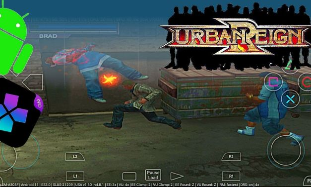 Urban Reign APK + Data Download For Android – Damon Ps2 Pro