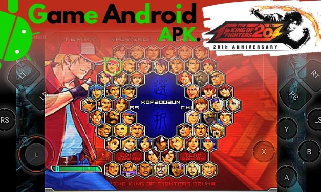 The King Of Fighters 20th Anniversary Download APK – Chikii App