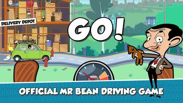 Mr. Bean – Special Delivery iPhone IPA Download Game