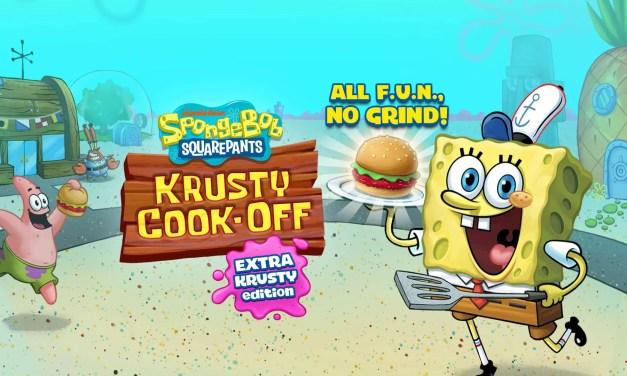 SpongeBob: Krusty Cook-Off iOS Download Game – iPhone