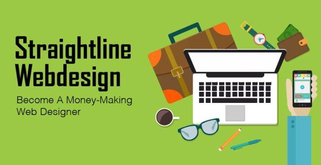 Straightline Webdesign: Become A Money-Making Web Designer