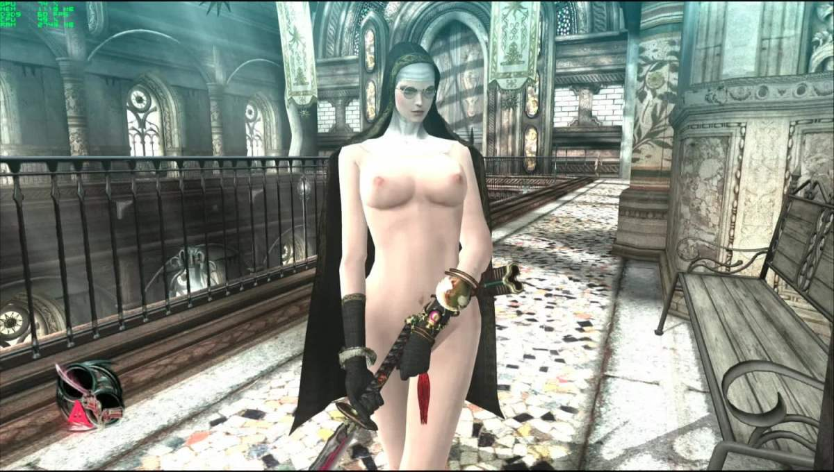 Bayonetta Nude Mod DOWNLOAD