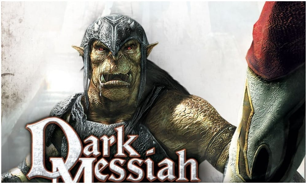 Dark Messiah of Might and Magic Nude