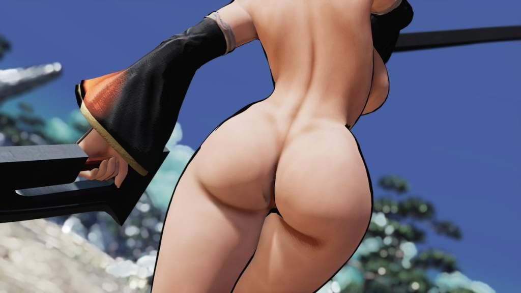 Samurai Shodown Iroha Nude Mod