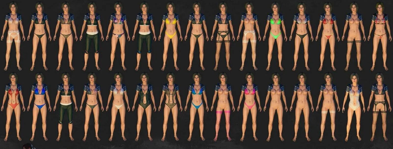 Shadow of The Tomb Raider NUDE MOD DOWNLOAD
