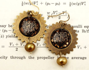 Null Paradox~Steampunk Jewelry