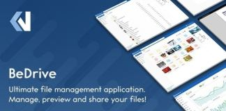 BeDrive File Sharing and Cloud Storage Script Nulled Download