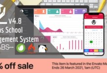 Inilabs School Express Management System PHP Script