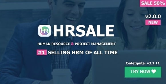 HRSALE - The Ultimate HRM Nulled