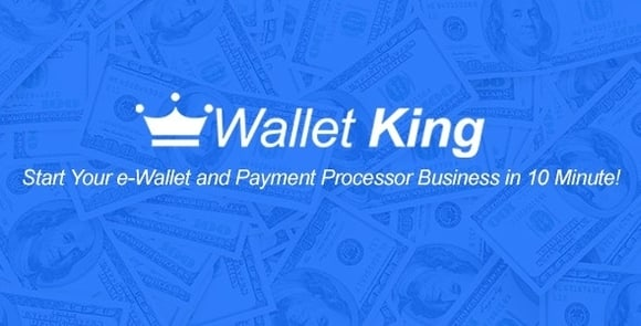 Wallet King - Online Payment Gateway with API Nulled