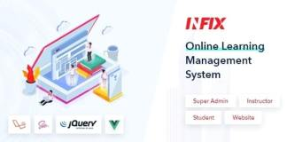InfixLMS - Open Source Learning Management System VueJs Nulled Script