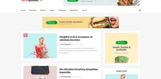 SeoBoost Best SEO Optimized Blogger Template