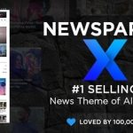 Newspaper WordPress News Theme By tagDiv Nulled