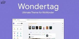 Wondertag The Ultimate WoWonder Theme