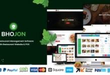 Bhojon Best Restaurant Management Software Nulled