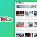 Smart Tube Video Sharing Blogger Template Premium