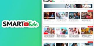 Smart Tube Video Sharing Blogger Template Premium