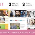 Lifestyle Elegant WordPress Theme MyThemeShop