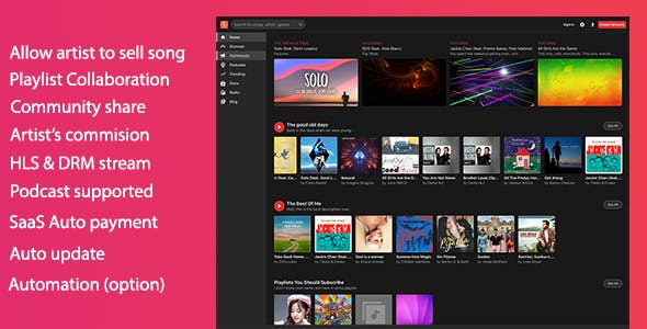 MusicEngine Music Social Networking Nulled