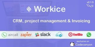 Workice The Ultimate Freelancer CRM Nulled