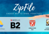 ZipFile File Sharing Made Easy Nulled PHP Script