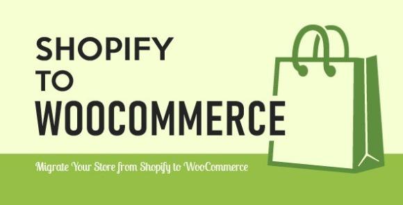 Import Shopify to WooCommerce WordPress Plugin Download