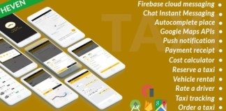On Demand Taxi and Vehicle Rental Complete Solution App Sourse Code