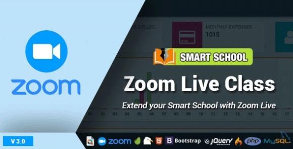Smart School Gmeet Live Class Addon Download