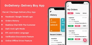 GoDelivery Software for Managing Your Local Deliveries