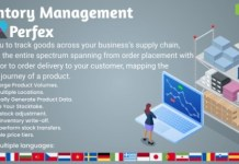 Inventory Management for Perfex CRM Addon