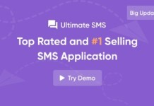 Ultimate SMS Bulk SMS Application For Marketing PHP Script