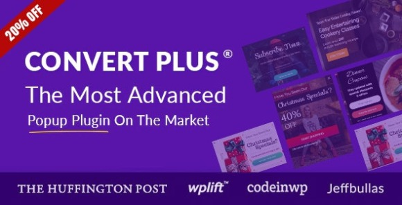 Popup Plugin For WordPress ConvertPlus Download