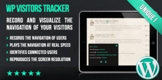 WP Visitors Tracker Nulled WordPress Plugin