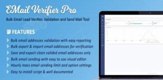 Email Verifier Pro Bulk Email Addresses Validation
