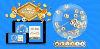 Lottery Numbers HTML5 Game Software
