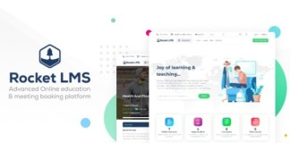 Rocket LMS Learning Management and Academy Script