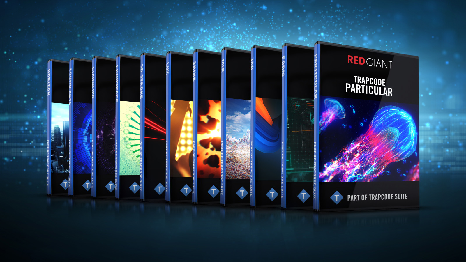 Features of Red Giant Complete Suite 2017