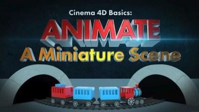Photo of Skillshare – Cinema 4D Basics: Animate A Miniature Scene