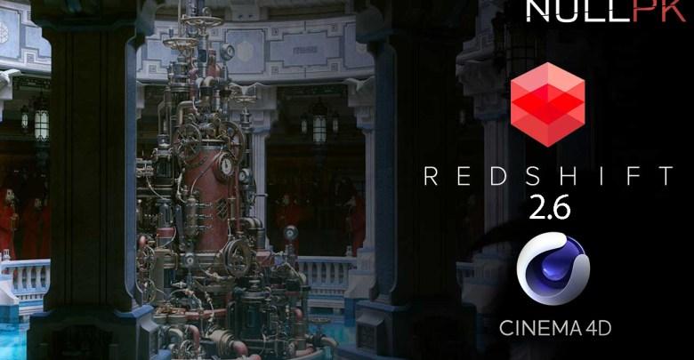 Redshift Renderer V 2 6 41 For Cinema4D R15 - R20 Win - NullPk