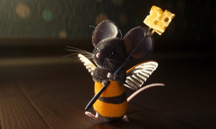 Cinema 4D and Octane – Texture and Light a Furry Mouse Scene Tutorial