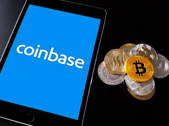 coinbase lists tokens