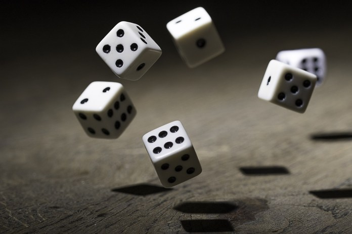 gambling cryptocurrency dice games