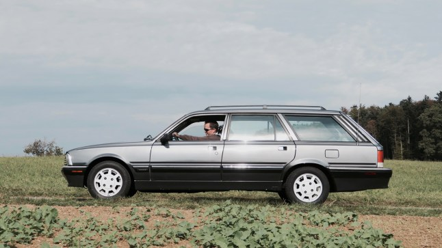 Peugeot 505 Turbo Injection (!)